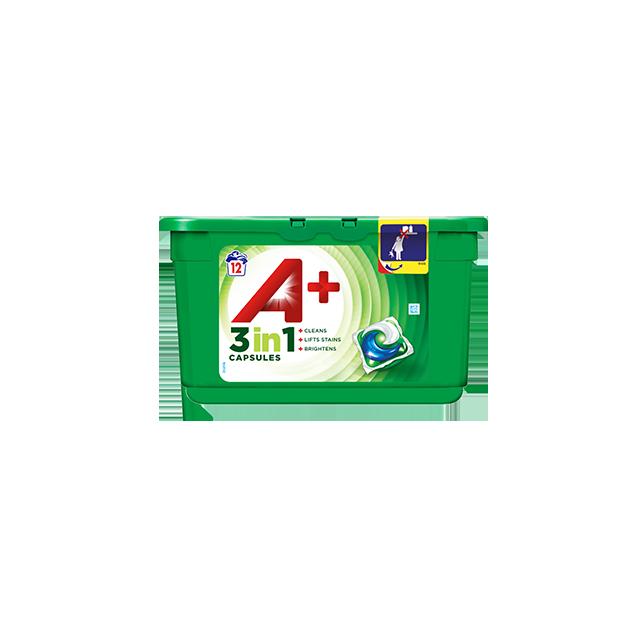 Embalagem A+ Cápsulas Optimal 12 Doses
