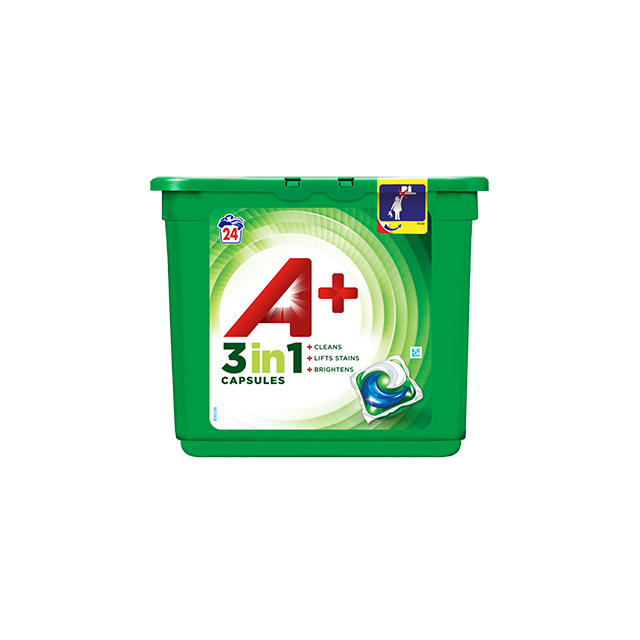 Embalagem A+ Cápsulas Optimal 24 Doses