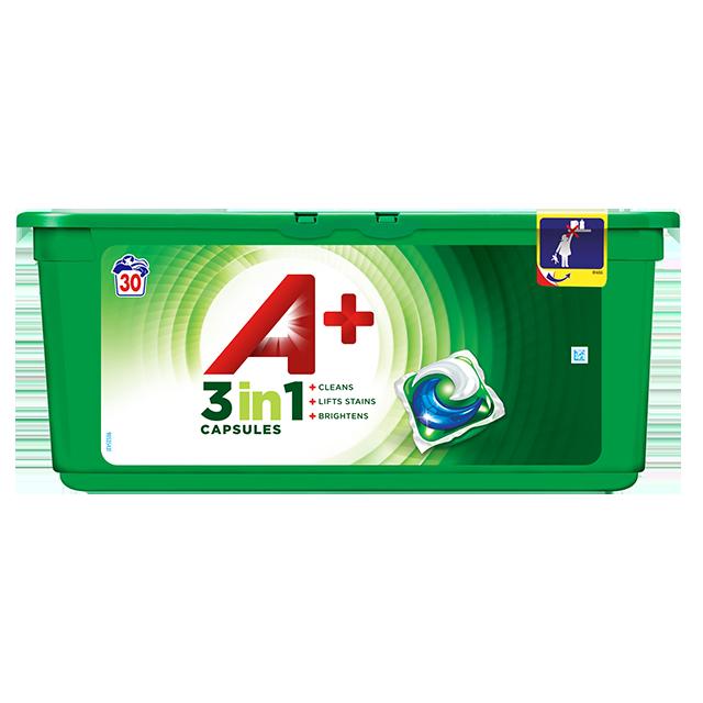 Embalagem A+ Cápsulas Optimal 30 Doses