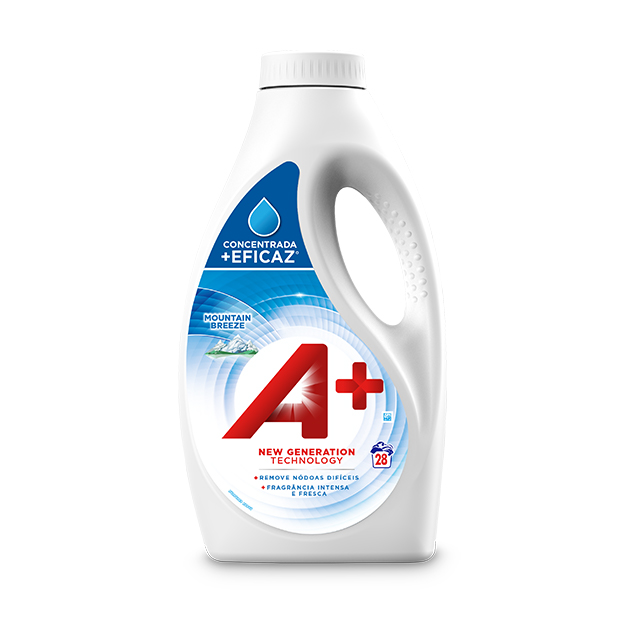 Embalagem A+ Líquido Mountain Breeze 28 Doses