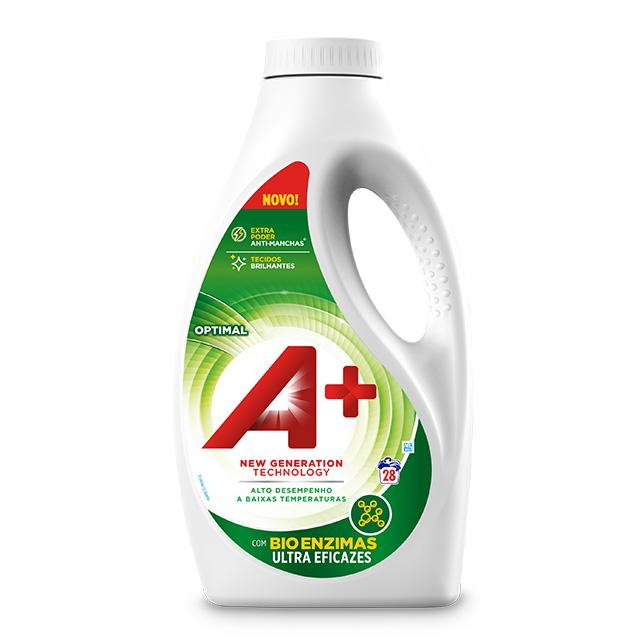 Embalagem A+ Líquido Optimal 28 Doses