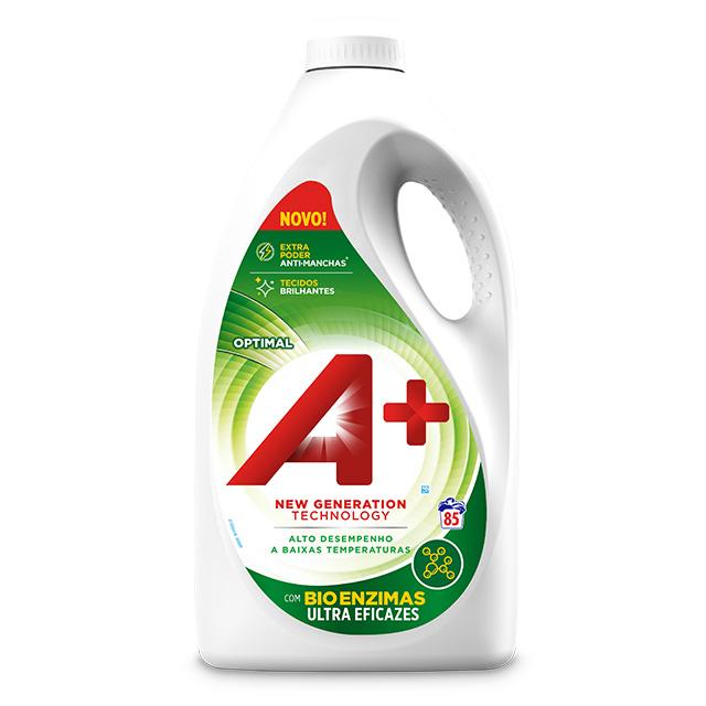 Embalagem A+ Líquido Optimal 85 Doses