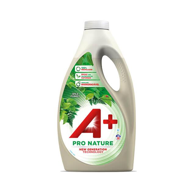 A+ Pro Nature - Embalagem para 50 lavagens