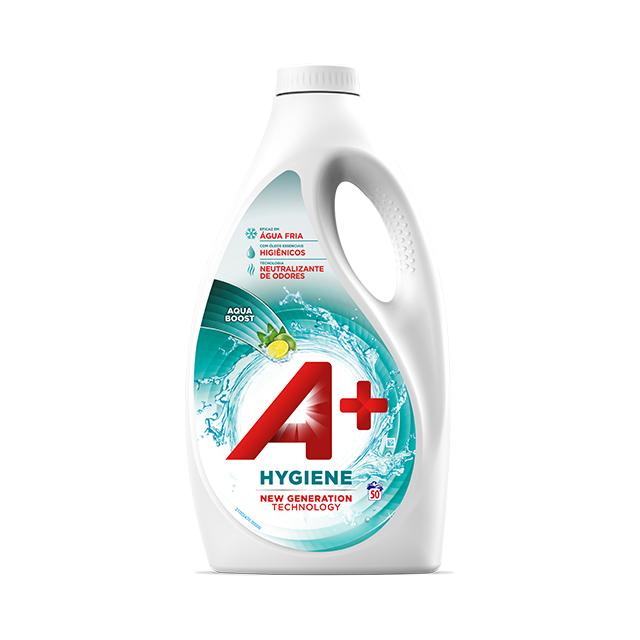 A+ Liquido Hygiene - Embalagem para 50 lavagens