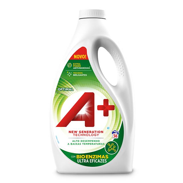 EA+ Líquido Optimal - Embalagem para 56 lavagens