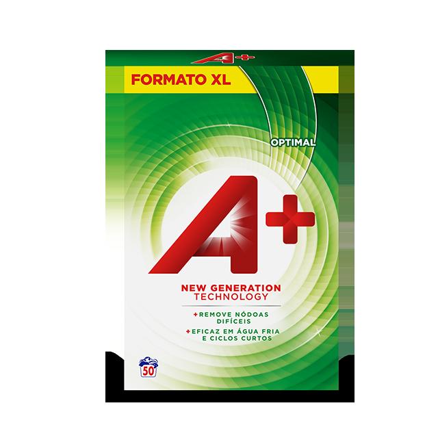 Embalagem A+ Pó Optimal 50 Doses