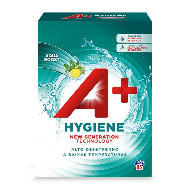 A+ Pó Hygiene - Embalagem 85 lavagens